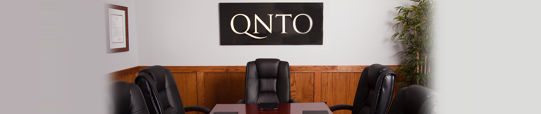 Image of Quaint Oak Bancorp Boardroom