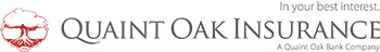 Image of Quaint Oak Insurance Logo