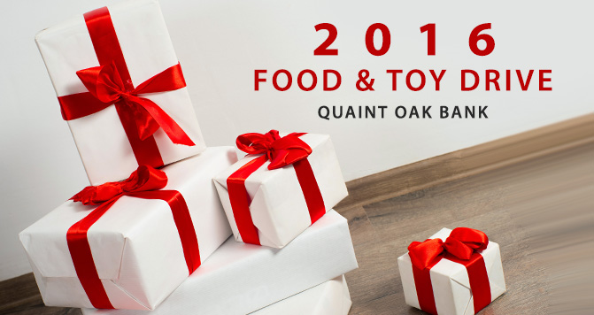Image of Quaint Oak Bank Food and Toys