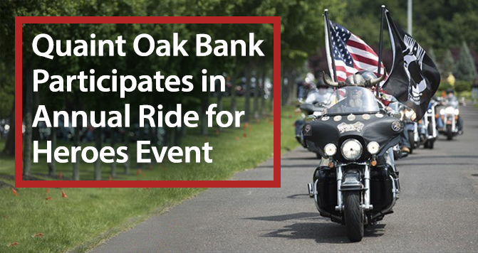 Image of Quaint Oak Ride for Heroes