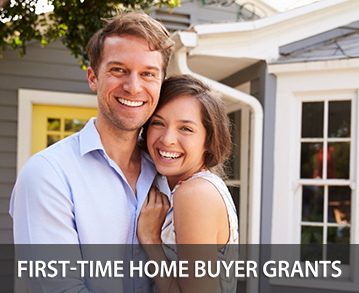 Image: Quaint Oak Mortgage First Time Homebuyer