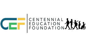 Centennial Education Foundation (CEF) logo